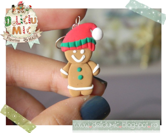 cercei ginger bread man